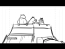 Кунг-Фу Панда   Kung Fu Panda Boards Wart hog Warriors