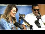 French Montana & Khloe Kardashian Interview With Angie Martinez Power 105.1