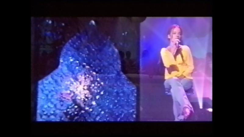 Alizee - Parler Tout Bas (2001-07-19. Plein Soleil)