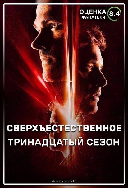 Премьера! Сверхъестественное (13 сезон 11 серия) ????