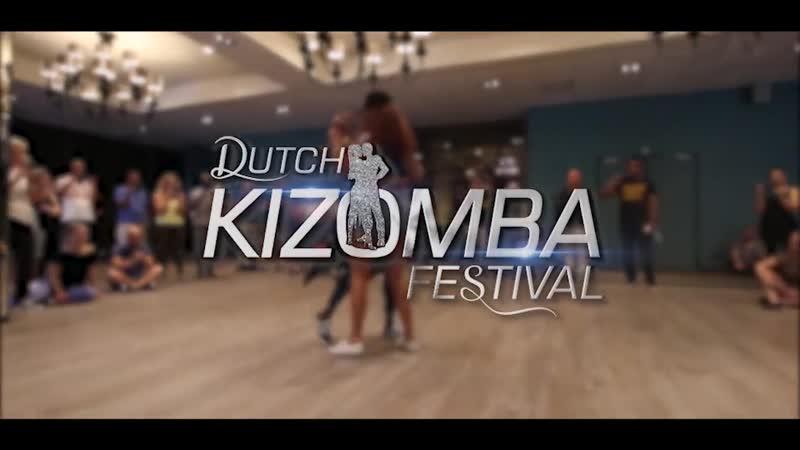 Demo en HD de Randell Lauriane au Dutch Kizomba Festival 7th Edition - Official event