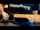 Guitar Lesson - Joe Bonamassa fast pentatonic run