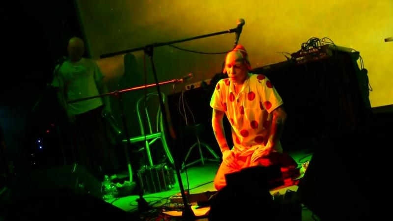 DRON ED (Нойз - Фолк Фест, клуб Place. 31.01.2016)