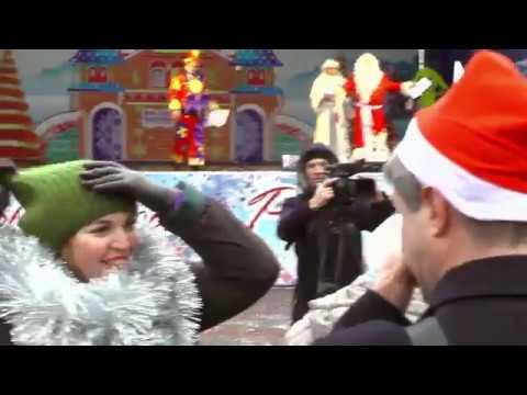 29 декабря 2018 Геленджик Новогоднее поздравление от села Дивноморское