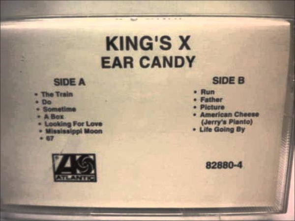 King's X - A Box (The Unedited, ORIGINAL version not on the actual release)