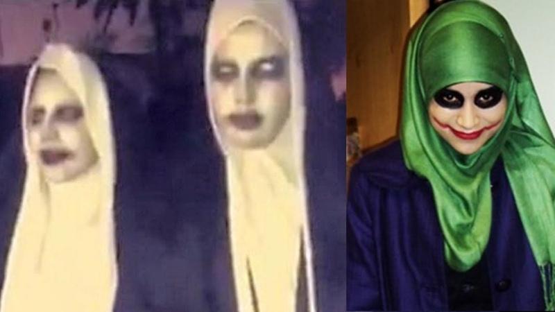 Что Творится с Саудией? Хэллоуин в Саудовской Аравии!