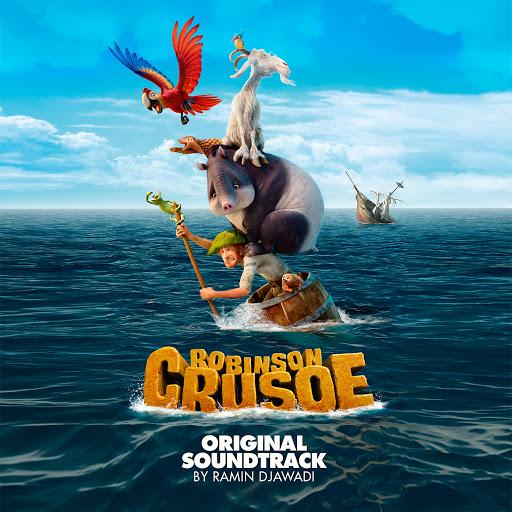 Ramin Djawadi альбом Robinson Crusoe (Original Motion Picture Soundtrack)