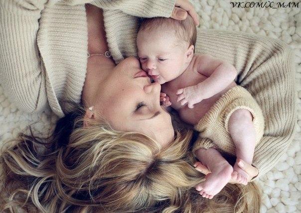 Слаще всего - поцелуи детей, важнее всего - их здоровье, больнее всего - их слезы, дороже всего - их любовь.. ❤