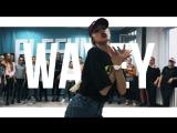 Танцы в Череповце с Полиной Ивановой   CliQ feat. Alika - Wavey   Танцевальный центр ЭлеФанк