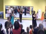 Танцбург. Фестиваль 2012. Бальные танцы. Взрослая группа.