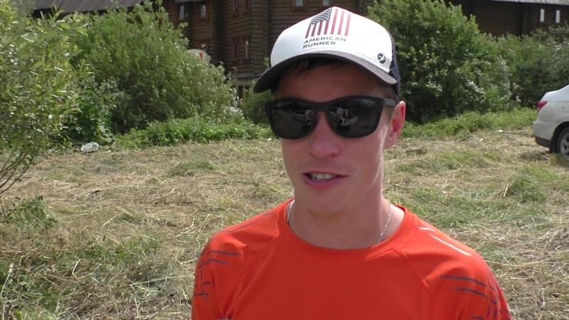 Сергей Зырянов о победе на GRUT 2017 на дистанции Т10