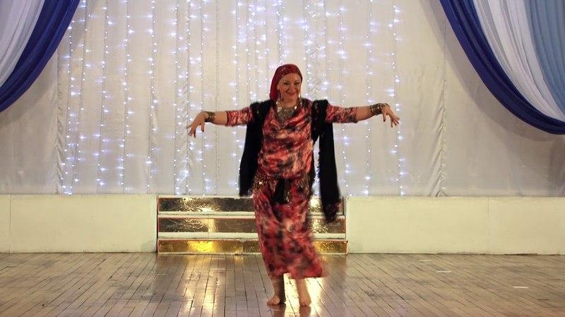 Оксана Надольская. Гала-концерт 4 Фестиваля восточного танца Авалим, г.Орск, 31 марта 2018г.