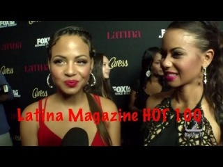 "Christina & Daniella Milian Latina Magazine ""Hollywood Hot List"" Party"
