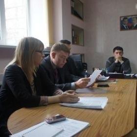 В Таганроге представители городской администрации обсудили с таганрожцами наболевшие вопросы