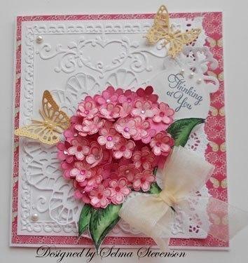 Скрапбукинг. Красивые открытки. Идеи для вдохновения…. (7 фото) - картинка