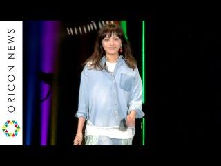【TGC2017SS】川口春奈、TGC初ランウェイ 剛力彩芽はセクシーな大人衣装で登&#2