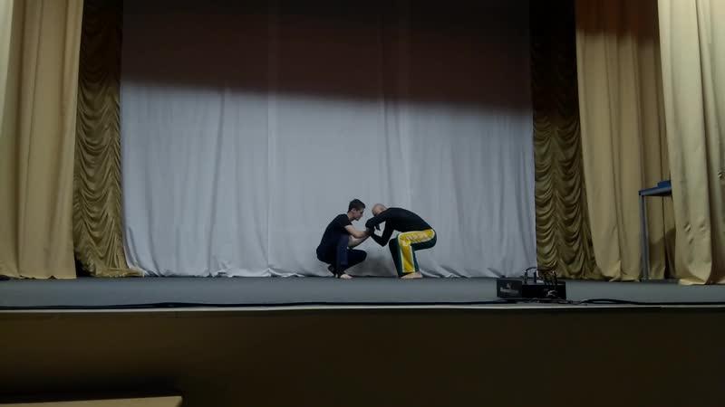Capoeira Sakhalin. ПТК 03