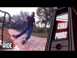 Credit Card Skateboard Bail - Chad Poore !!!