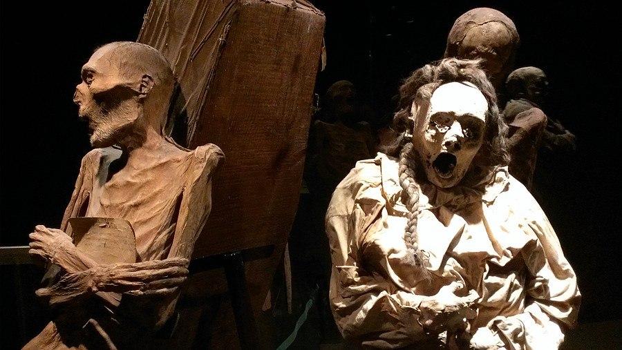 мумимузей