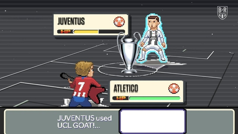 Champions League Last 16 x Pokemon Battles and Winners from Every Tie