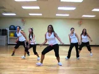 Salsaton - salsa/reggaeton FITNESS routine