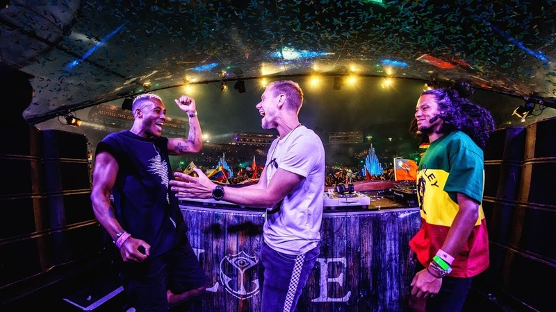 Armin van Buuren live at Tomorrowland 2018 (Weekend 2)