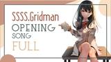 SSSS.GRIDMAN Full Opening