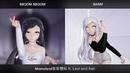 Kpop Bboom Bboom Baam MOMOLAND모모랜드 Levi Ash MV cover lyrics