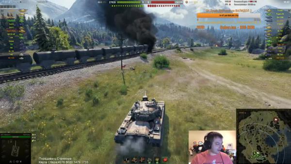 World of Tanks Вот на что способен М48 Patton