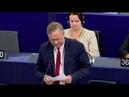 J'ai demandé un débat pour défendre les entreprises européennes contre l'embargo anti-Iran des USA !