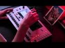 Kuman Radiomun Dirty pattern Live on Elektron Monomachine