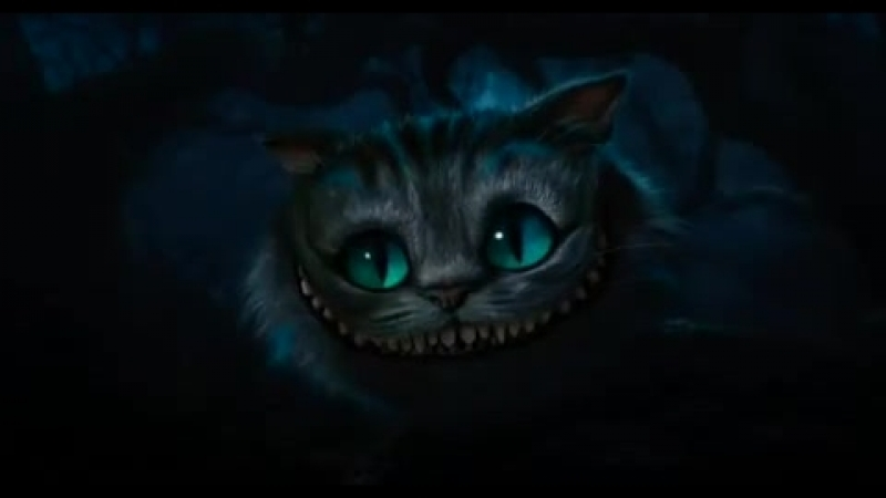 Алиса в стране чудес Alice in Wonderland 2010 HD Трейлер