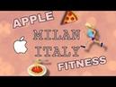 VLOG TRIP TO MILAN 2 / APPLE STORE / NAVIGLI / FITNESS GIRLS