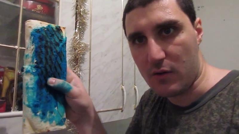 Эльдар Богунов ест шаурму Аватара!