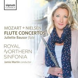 Wolfgang Amadeus Mozart альбом Mozart & Nielsen: Flute Concertos