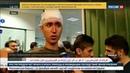 Новости на Россия 24 Здание тряслось как карточный домик очевидцы рассказали о панике во время удара стихии