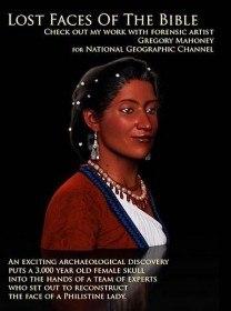 Забытые персонажи Библии: Тайны Далилы / Lost Face of the Bible: Delilah Revealed (2012)