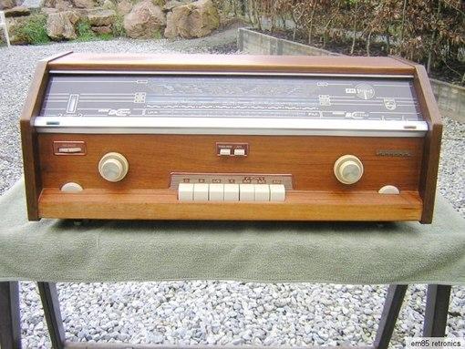 Ламповый стерео-радиоприемник