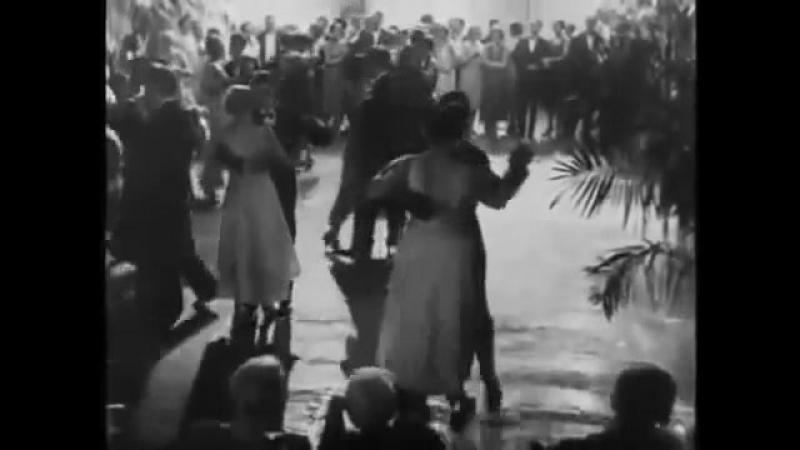 Луиза Брукс танцует Салонное Танго