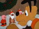 Новогодняя елка Плуто / Plutos Christmas Tree 1952