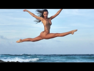 Alexis Ren Can Really Do It All | Candids | Sports Illustrated Swimsuit