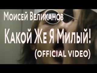 Моисей Великанов - Какой же я милый (official video)