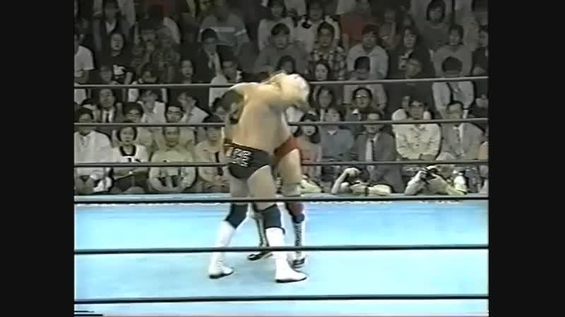 1994.06.30 - Johnny Ace/Tom Zenk vs. Dan Kroffat/Doug Furnas [JIP]