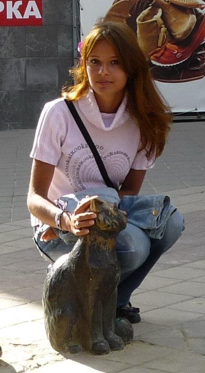 Svetlana Nikishina, 13 июля 1992, Москва, id2383753