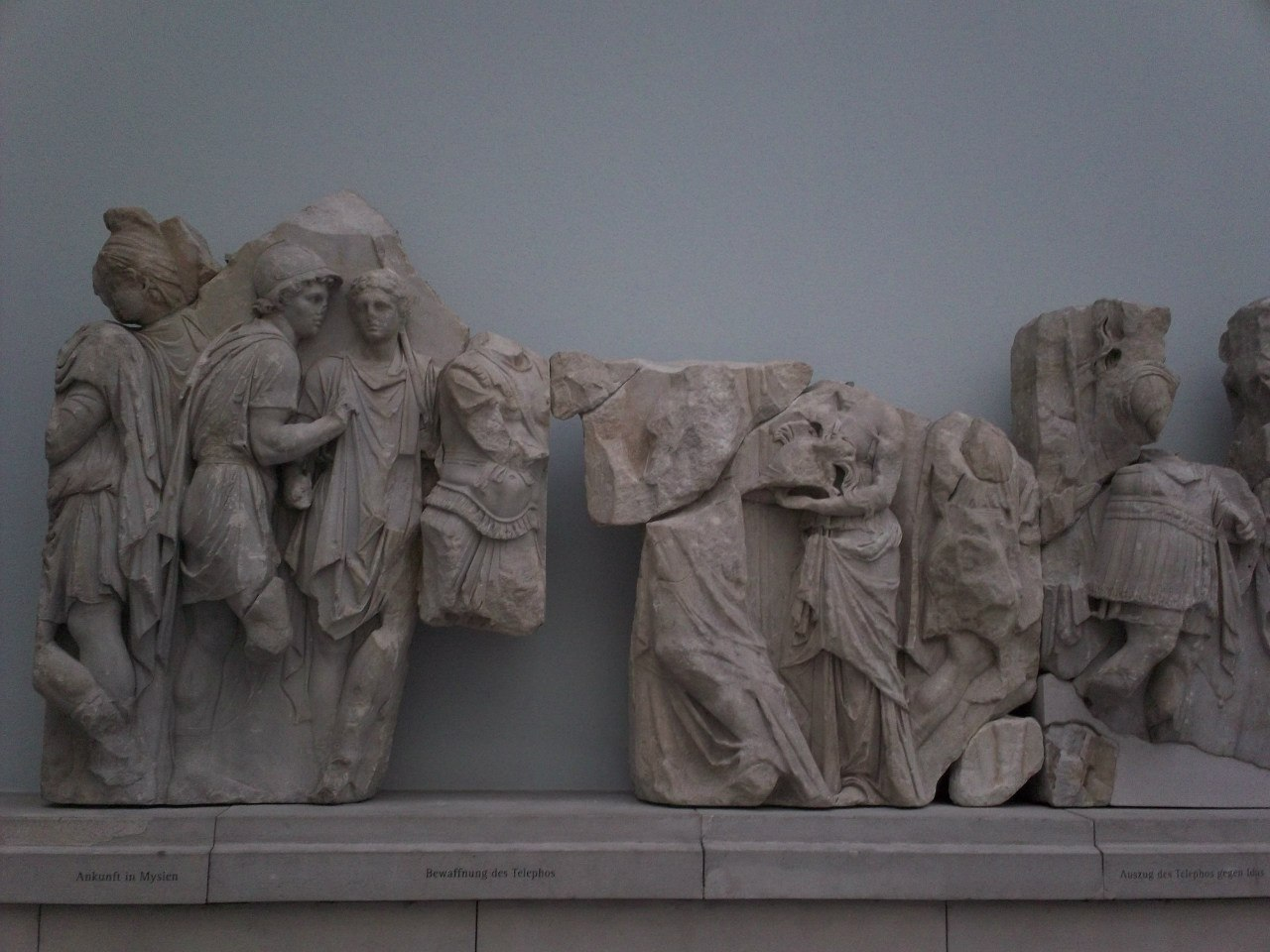 Елена Руденко. Германия. Берлин. Музей Пергамон. 2013 г. июнь. JIW1i9S-kNs