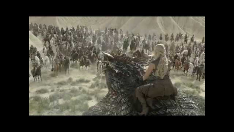 Pixomondo – Game of Thrones: Season 6, Unleashing the Dragons