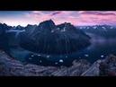 Головокружительные горные пейзажи от бесстрашного фотографа