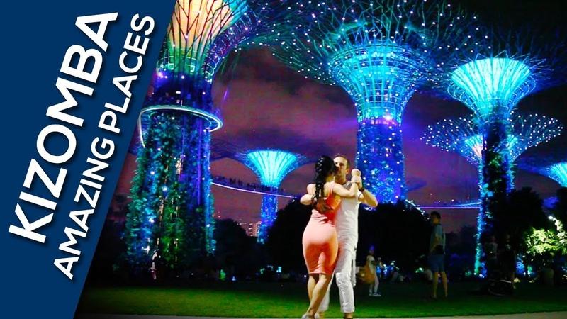 Kristofer Cheryl - Kizomba Fusion - Singapore
