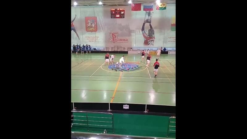 Live: НФФР | Национальная федерация флорбола России