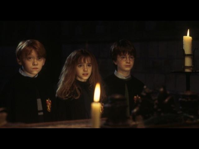 Гарри Поттер и философский камень 2001 Русский Трейлер ТВ ролик